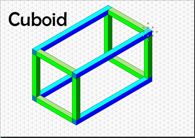 Cuboid Diagram